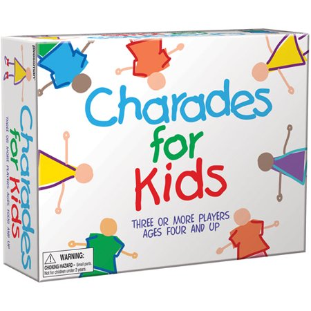 Charades for Kids (Halloween Charades Words)