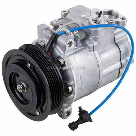 AC Compressor & A/C Clutch For Saab 9-5 2003-2009