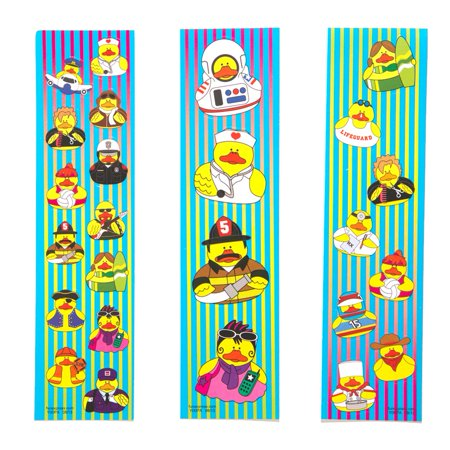 Occupational Duck Stickers