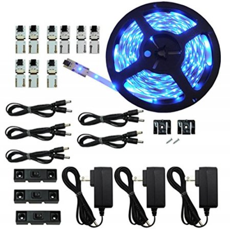 Inspired Led Light Strip Blue Flex Nb Cut And Connect 12m