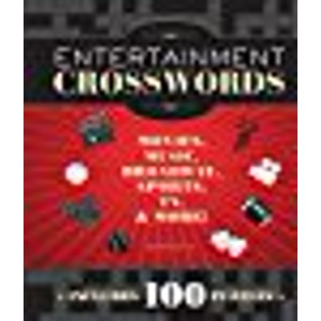 Entertainment Crosswords  Movies  Music  Broadway  Sports  Tv   More