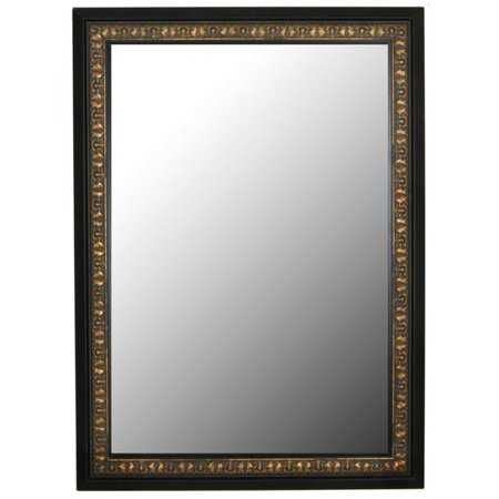 Hitchcock Butterfield 811201 Black Mumbai Wall Mirror - 23.5 x 59.5 in. - image 1 de 1