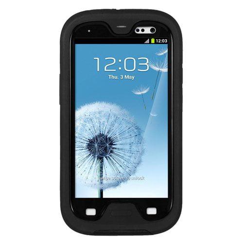 SEIDIO OBEX Waterproof Case for Samsung Galaxy S III (Black)