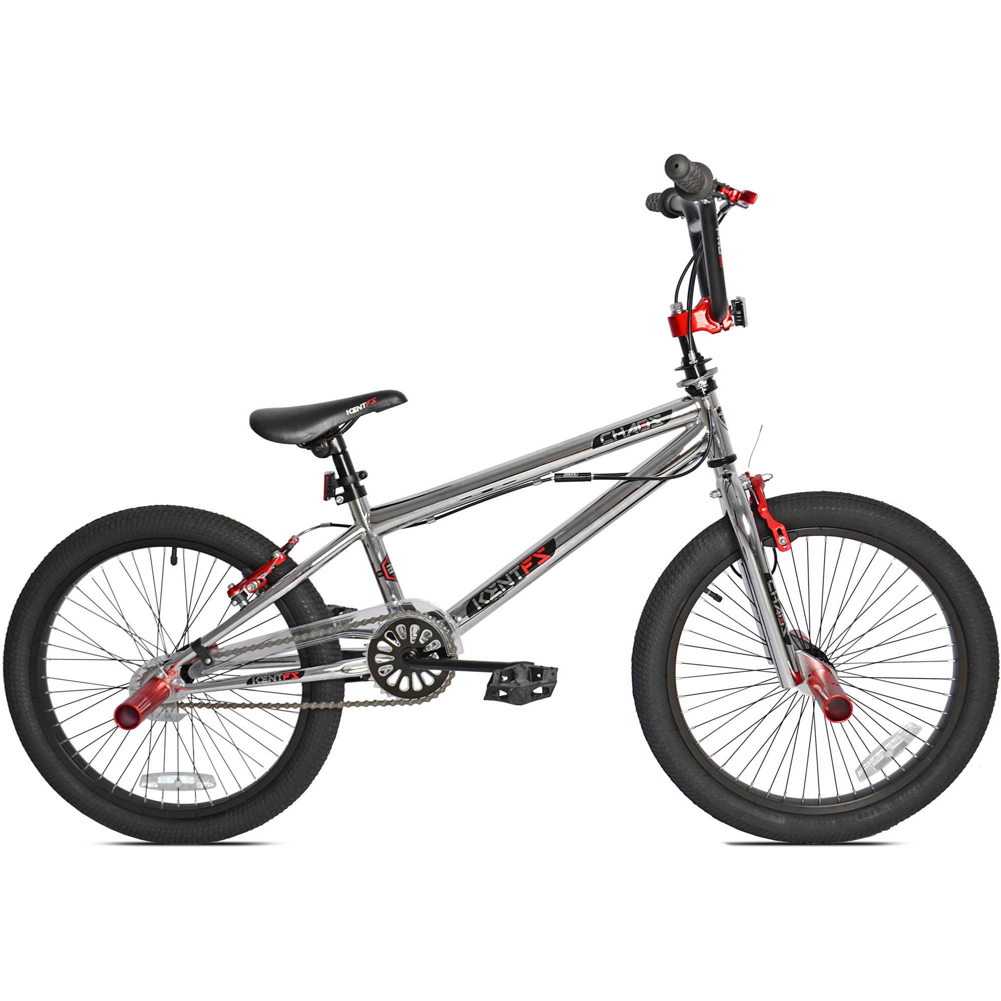 """20"""" Kent Chaos Boys' Bike, Chrome"""