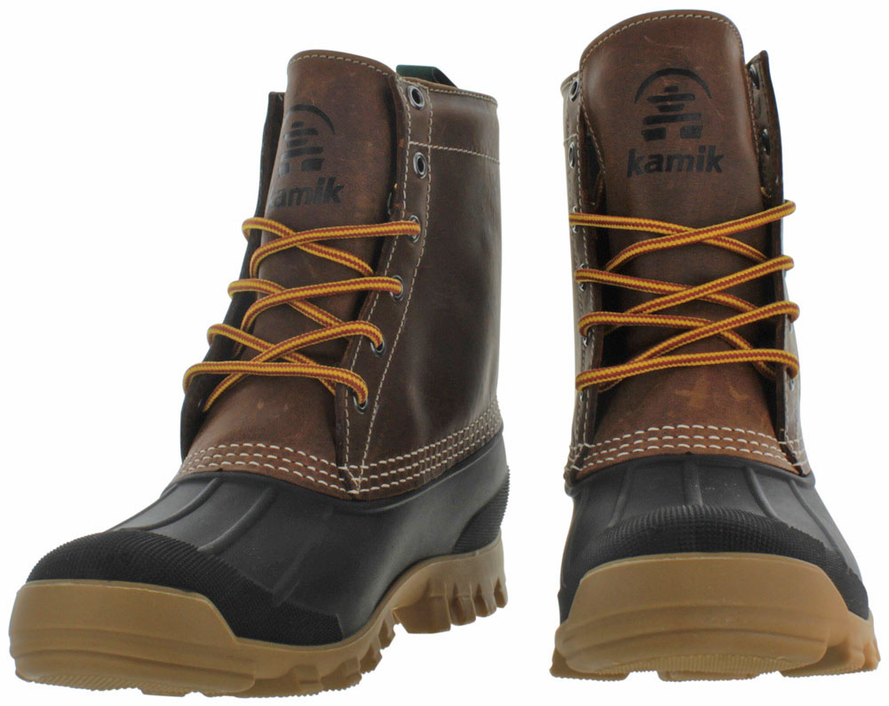 39f08cd7a40 Kamik Yukon 6 Winter Boot - Men's