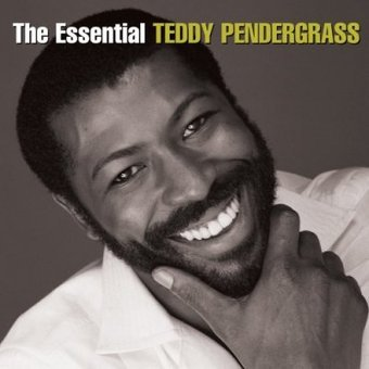 The Essential Teddy Pendergrass (CD) (Best Of Teddy Pendergrass)