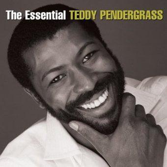 The Essential Teddy Pendergrass (CD) (Best Of Teddy Pendergrass)