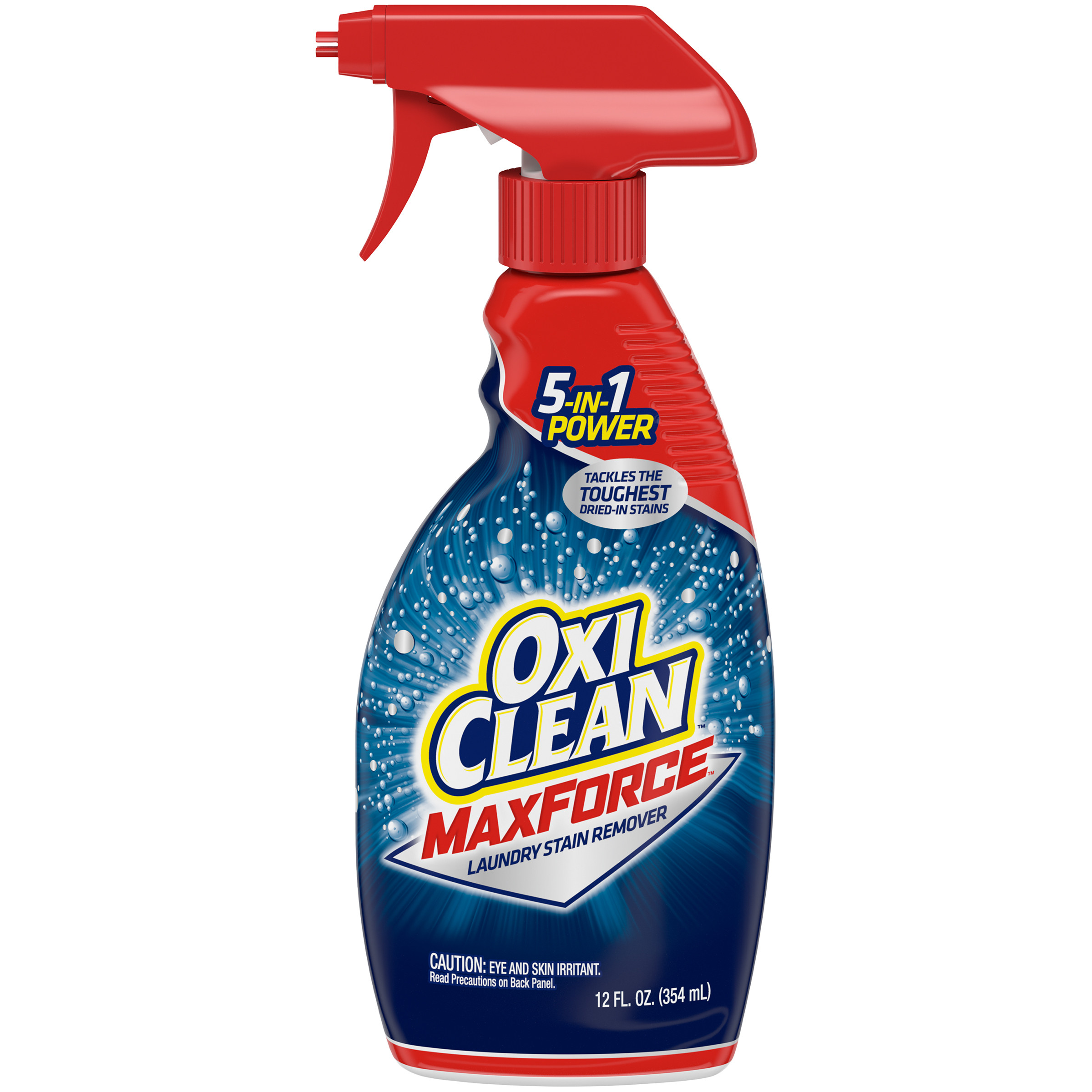 Oxiclean Maxforce Laundry Stain Remover Spray 12 Fl Oz