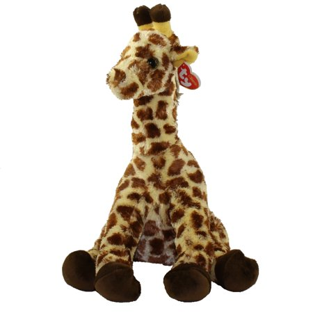 TY Classic Plush - HIGHTOPS the Giraffe (Glitter Eyes)(13.5 inch)](Melman The Giraffe)