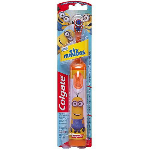 Colgate Kids Minions Battery Powered Toothbrush