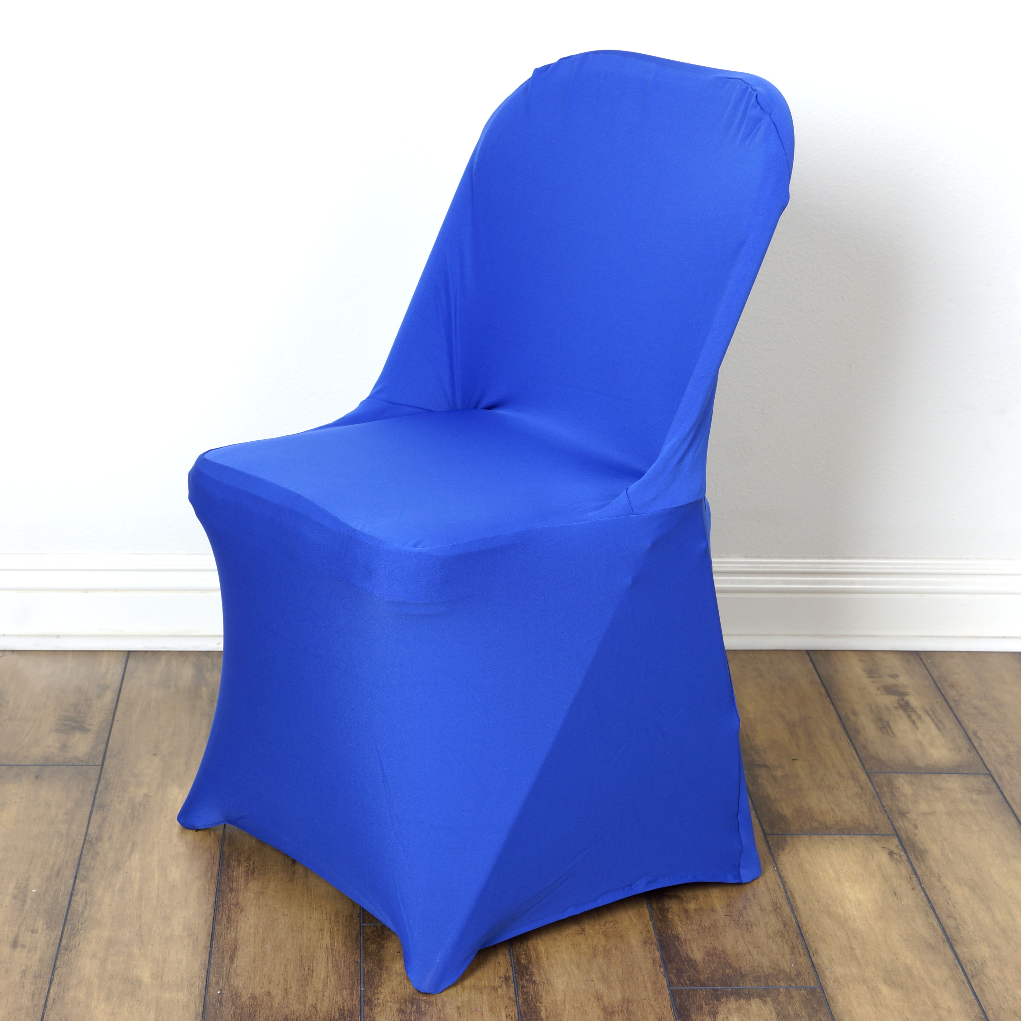 Balsacircle Spandex Stretchable Folding Chair Covers