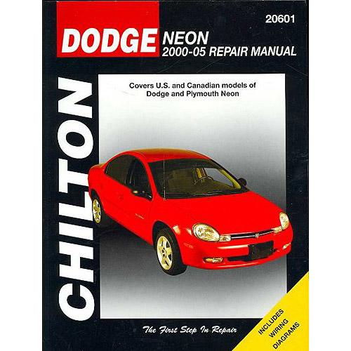 chilton s dodge neon 2000 05 repair manual walmart com rh walmart com Dodge Neon Repair Diagrams 2000 dodge neon repair manual