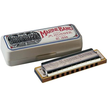 hohner marine band diatonic harmonica key of c major. Black Bedroom Furniture Sets. Home Design Ideas