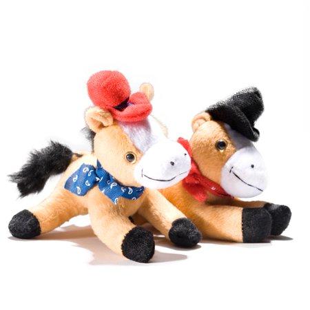 Cowboy Horse Stuffed Animal - Cowboy Stuff