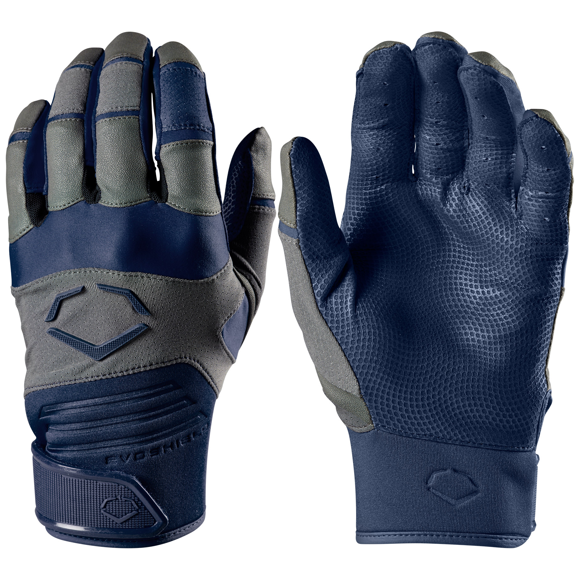 Evoshield Aggressor Adult Baseball/Softball Batting Gloves