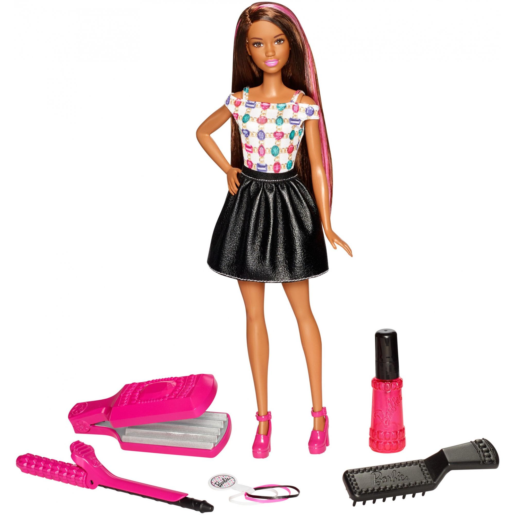 Barbie D.I.Y. Crimp & Curl Nikki Doll