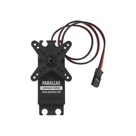 , Inc. Continuous Rotation Servo, By PARALLAX From USA ()