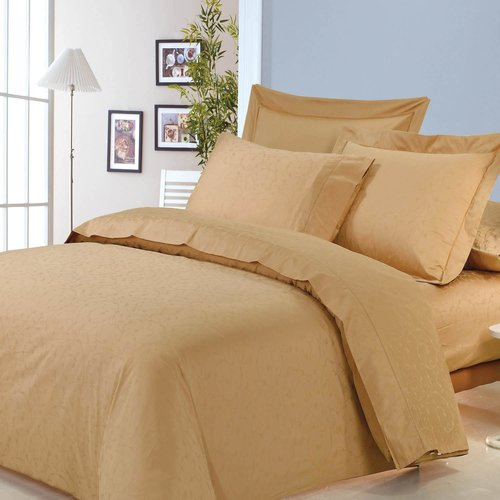 North Home Isabelle Jacquard 3 Piece Duvet Cover Set