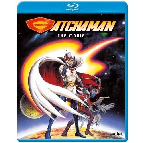 Gatchaman The Movie (Blu-ray)