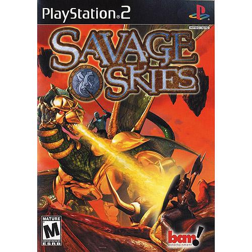 Savage Skies (PS2) - Pre-Owned