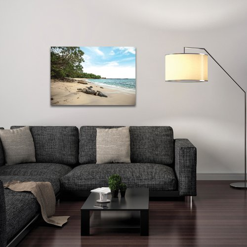 Highland Dunes 'Paradise Cove' Photographic Print by