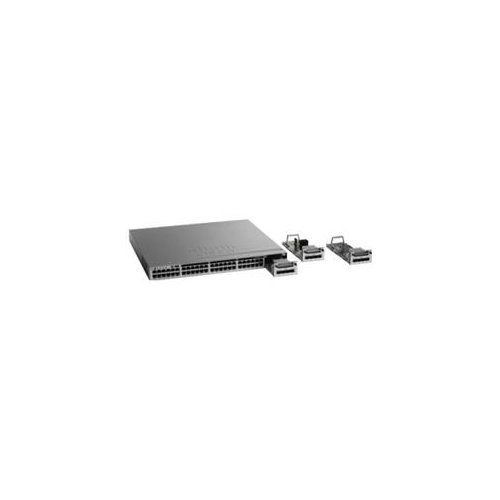 Cisco Systems C3850-NM-4-1G= Catalyst 3850 4x1ge Network Cpnt Module by Cisco