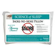 Snore-No-More® Pillow