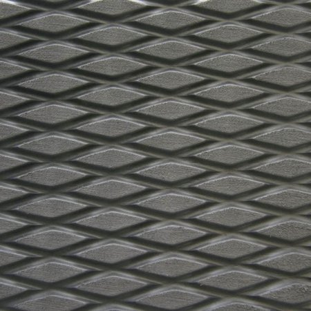 Hydro-Turf SHT40MD-DGY Ride Mat Material - Diamond Groove - Dark