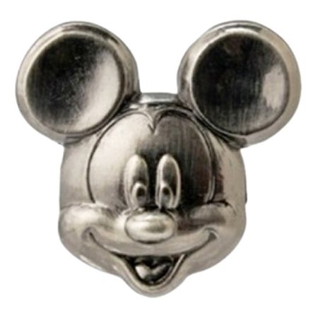 Disney Pewter Lapel Pin Mickey Mouse