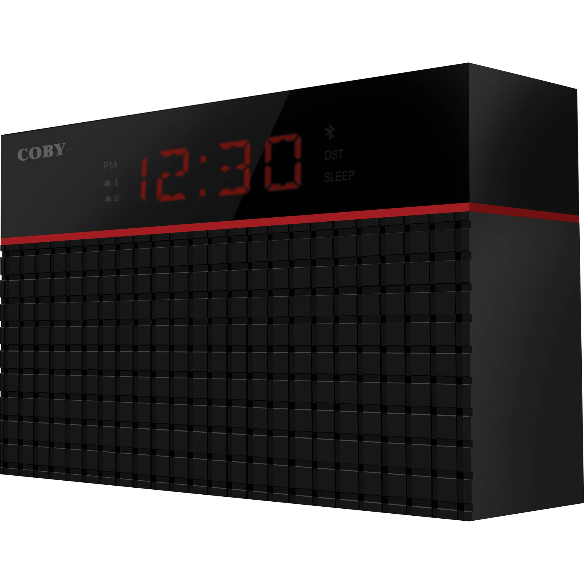 Coby Bluetooth Alarm Clock