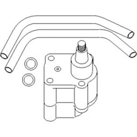 RE52020 Oil Pump Repair Kit For John Deere 240 250 260