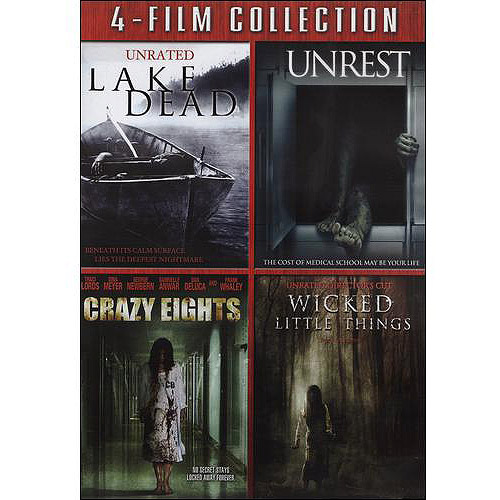 After Dark Horrorfest: Lake Dead / Unrest / Crazy Eights / Wicked Little Things (Widescreen)