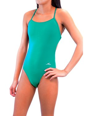 a27f7514761 Product Image Adoretex Women's Solid Tie-Back One-Piece Swimsuit in  Multiple Colors and Sizes