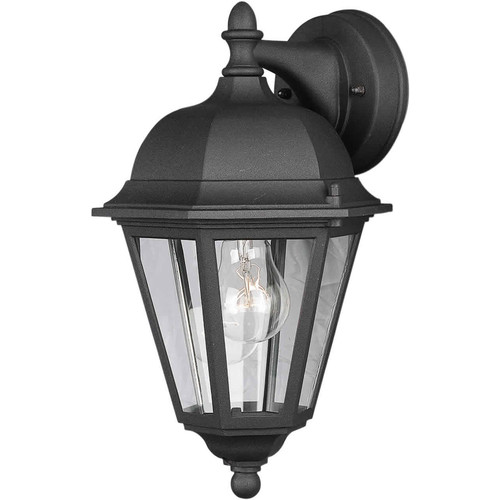 Forte Lighting 1 Light Outdoor Wall Lantern