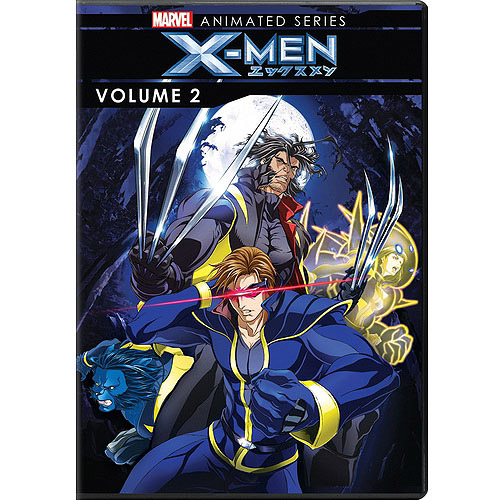 Marvel Animated Series: X-Men Volume 2 (DVD) by Sony Pictures Home