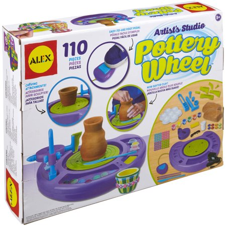ALEX Toys Artist Studio Pottery Wheel