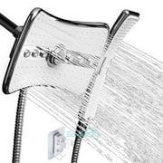 Best Shower Wands - Luxury 4 Setting High Pressure Shower Head Rainfall Review