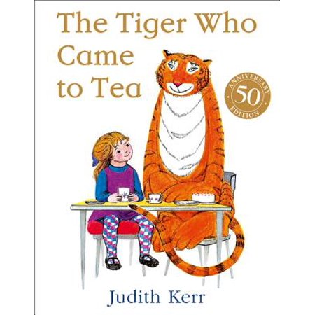 The Tiger Who Came to Tea - Who Came Up With The Holiday Halloween