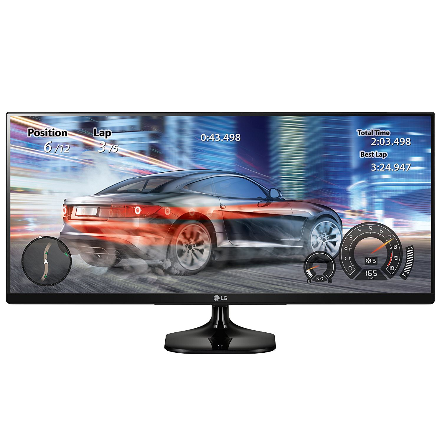 "LG 29"" Class 21:9 UltraWide® Full HD IPS LED Monitor"