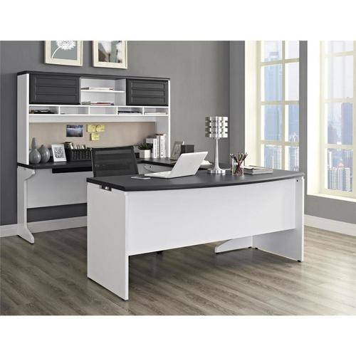 Delighful White Executive Desk S To Decorating Ideas