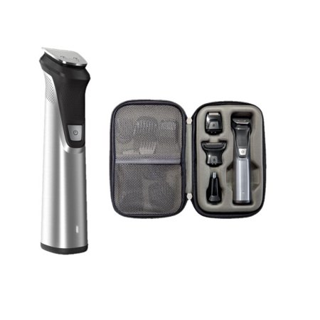 Philips Norelco Multigroom Series 9000 Beard Trimmer and Body Groomer, MG7770/49 (Mens Beard And Body Trimmer)