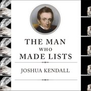The Man Who Made Lists - Audiobook