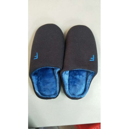 Fashion Casual Men's Plush Slippers Household Lightweight Non-slip Cotton Shoes Winter Indoor Slippers for Daily Wearing - image 2 of 4