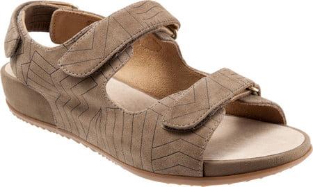 Women's SoftWalk Dana Point Quarter Strap Sandal by