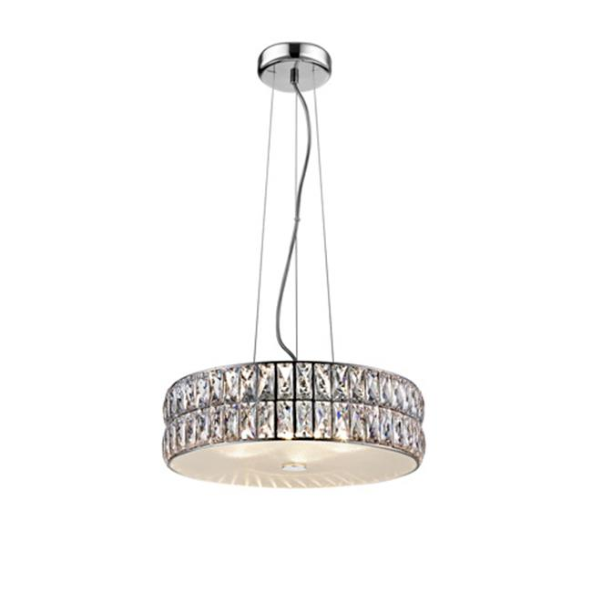 Access Lighting 62358LEDD-MSS-CRY 15 in . Magari LED Mirrored Stainless Steel Pendant Ceiling Light - image 1 of 1