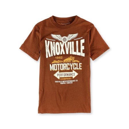 SONOMA life+style Mens Knoxville Motorcycle Performance Graphic T-Shirt
