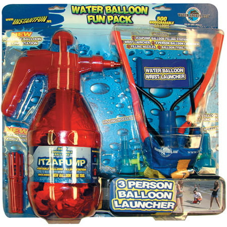 Stream Machine Water Balloon Fun Pack Walmart Com