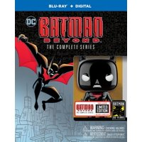 Deals on Batman Beyond: The Complete Series Blu-ray + Digital