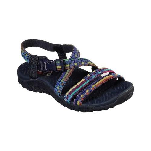 Skechers Reggae Sew Me Active Sandal
