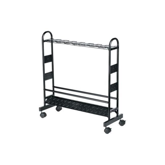 Click here to buy Organized Fishing CMR-016 Metal Rolling Rod Rack by Organized Fishing.